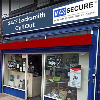 Locksmith store in Mortlake